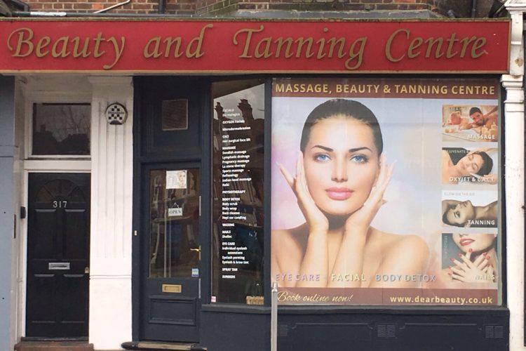 Dear Beauty - fron of the salon